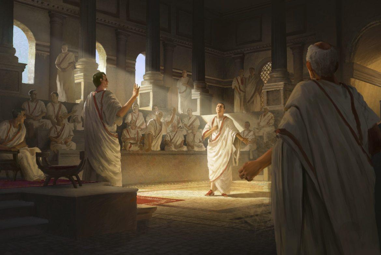 Понятие адвоката в древности